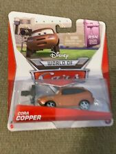 Disney Cars Cora Copper - New In Package!