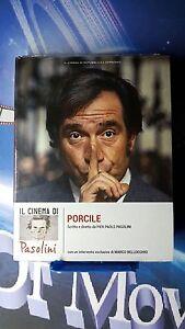 porcile*pasolini  *DVD *NUOVO