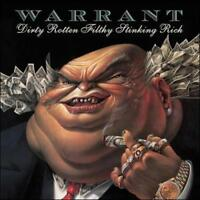 WARRANT - DIRTY ROTTEN FILTHY STINKING RICH [REMASTER] NEW CD