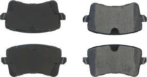 StopTech Disc Brake Pad Set Rear Centric for Porsche Macan, Audi A6 / 308.15470