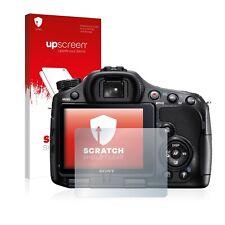 upscreen Scratch Display Schutzfolie für Sony Alpha 57 (SLT-A57) Kratzfest