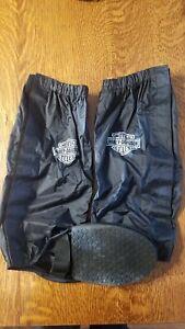 Harley Davidson Rain Gaiter Lug Sole #98349-07V - Medium
