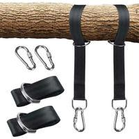 Hängematte Befestigung Baum Schaukel Hängesessel Aufhängeset 120 kg belastbar