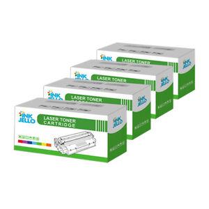 4 Toner Cartridge For Konica Minolta Magicolor 2300 2300DL 2300W 2350 2350EN