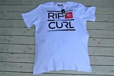 Ripcurl T-Shirt NEW XXL White/Red/Black S/Sl T-SHIRT RIPCURL SURFWEAR rrp$45.99