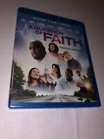 A Question of Faith (Blu-ray Disc 2018, 2-Disc Set) Brand New Sealed Bluray Dvd