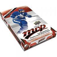 2020-21 Upper Deck MVP Hockey Hobby Box Break - random team