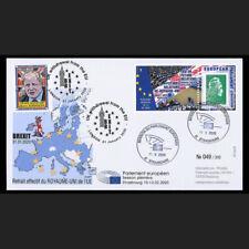 PE747 : 2020 - Parlement européen BREXIT, Retrait Royaume-Uni UE - Boris Johnson