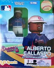 Alberto Callaspo OYO Atlanta Braves MLB Mini Figure NEW G4