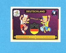 PANINI-EURO 2012-Figurina n.36- GERMANIA -NEW-WHITE BOARD