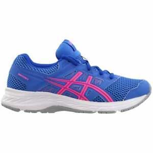 ASICS Gel-Contend 5    Kids Girls Running Sneakers Shoes