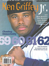 Original Vintage Beckett Profiles Magazine 1997 Ken Griffey Jr Mark McGwire