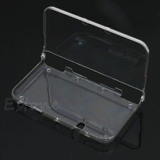 Crystal Protective Clear Hard Cover Shell Skin Case For New Nintendo 3DS XL/LL