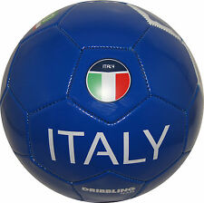 ITALY Soccer ball DRIBBLING - Size 5 - Official size and weight