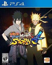 Naruto Shippuden: Ultimate Ninja Storm 4 PS4 - NEW & FREE SHIPPING