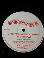 Sound Engineer‎ Steppin' In & Out Of My Shadow RARE 1992 OLDSKOOL HARDCORE