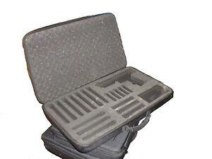 Deluxe Paintball Marker Case for Tippmann TiPX / TPX&SALT Pistol  (case only)