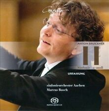 Bruckner: Sinfonie Nr. 2 Super Audio Hybrid CD (CD, Dec-2010, Coviello Classics)