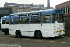 Tayside No.311 Dundee Depot 1981 Bus Photo