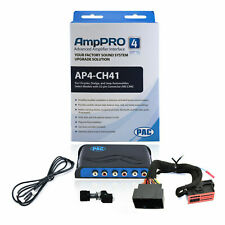 PAC AmpPRO AP4-CH41 AMP Replacement Interface 2014-up Chrysler, Dodge, Jeep, RAM