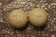 Lot of 2 Spalding Dot 3 Green dot balls cadwell gear cover