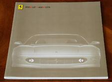 Ferrari 456 M GT & GTA prestige brochure Prospekt, 1998