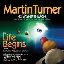 Martin Turner - Life Begins Tour: Expanded Edition [New CD] NTSC Region 0, UK -