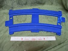 Peg Perego Blue Plastic Ride On Thomas Train Tracks 6 Replacement Pieces Connect