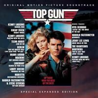 TOP GUN - SOUNDTRACK : EXPANDED Edition CD ~  80's ~ BERLIN~KENNY LOGGINS *NEW*