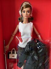 Supermodel convenzione Fashion Royalty Modello Living POPPY PARKER BAMBOLA mai tolto dalla scatola