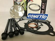 '06+ YFZ450 YFZ 450 Stock Bore 95mm 13.5:1 JE Piston ARP Head Studs Cometic Kit