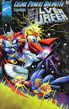 Cosmic Powers Unlimited #4 FN; Marvel   save on shipping - details inside