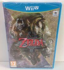 Wii-U Legend of Zelda Twilight Princess HD *** BRAND NEW *** PAL 2 Wii U WiiU NL