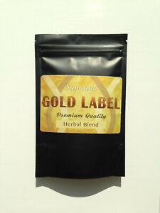 Savanna Gold Label Herbal Mix Premium Alternative Replacement Herb Blend 20g