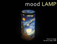 [Cettiart] Art Mood Lamp: Vincent van Gogh - The Starry Night