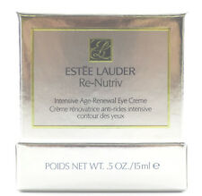 (GRUNDPREIS 799,33€/100ML) ESTEE LAUDER RE-NUTRIV 15ML INTENSIVE EYE CREME OVP