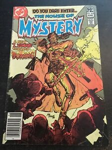 House Of Mystery#293 Awesome Condition 5.5(1981) Kaluta Cover