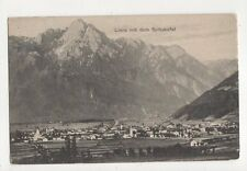 Lienz Mit Dem Spitzkofel Austria Vintage Postcard 260a