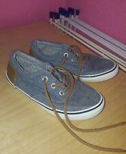Boys light blue/grey shoe size 13 kids