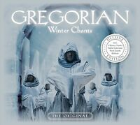 GREGORIAN - WINTER CHANTS  LIMITED DELUXE EDITION CD NEU