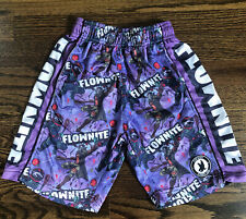 Flow Society Lacrosse Shorts - Youth Sm - Flownite