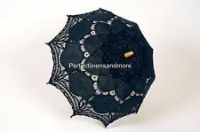 Battenburg Lace Handmade Parasols - many colors