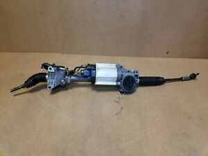 10 11 12 13 VW GOLF GTI 2.0L ELECTRIC POWER STEERING GEAR RACK AND PINION OEM