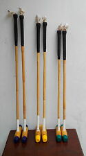"""6 sticks + 6 balls 