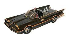 JADA Metals Classic TV Series 1966 Batmobile 1:24 Black Diecast Car