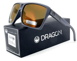 New Dragon THE VERSE Sunglasses | Matte Grey Galaxy / Copper Ion Mirror Lens