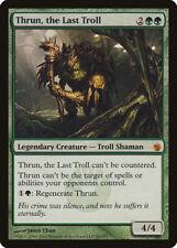 Thrun, the Last Troll Mirrodin Besieged PLD Green Mythic Rare CARD ABUGames