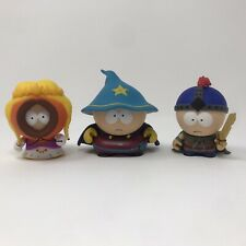 South Park 2013 Kidrobot Cartman Kenny Stan The Stick Of Truth