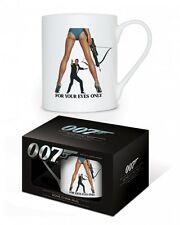 James Bond (per i tuoi occhi solo) Bone China tazza in BOX mgbc23349