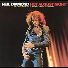 Hot August Night by Neil Diamond (Vinyl, Jun-2017, 2 Discs, Geffen)